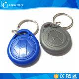 Нумерация лазера Hitag2 Smart ключ Tag цепочки ключей RFID брелок