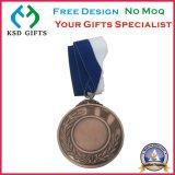 米国リボンが付いている各国用選手権の銅メダル