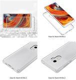Couverture molle transparente ultra mince de caisse de silicones du gel TPU de cas du mélange 2 de Xiaomi MI pour le mélange 2 de Xiaomi MI