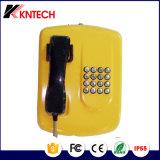 Telefono Corded robusto della Banca di VoIP del telefono pubblico della Banca