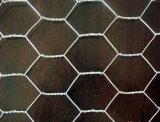 O hexagonal com revestimento de PVC de malha de arame de frango para a agricultura
