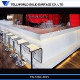 Compteur acrylique de barre de jus de la TW pour le compteur de restaurant