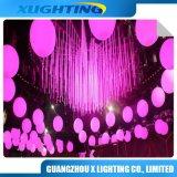 Anhebende Kugel DMX kinetische Lichter RGB-LED für Verein DJ-Stab