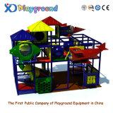 Gebildet China-im weichen Spielplatz-Set