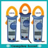 Mètre professionnel de bride de Digitals d'Automatique-Gamme de l'appareil de contrôle AC/DC de la température de Vc3267A