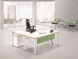 Preiswerter nach Maß Spanplatten-hölzerner Büro-Schreibtisch (SZ-ODT664)