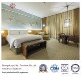 Jogo de quarto de gama alta para a mobília do hotel com projeto do bom (YB-S-9-1)
