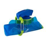 BPA는 휴대용 플라스틱 마시는 포장 접을 수 있는 양수막 병을 해방한다