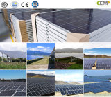 Cemp 고신뢰 급료 270W 태양 전지판 및 녹색 집 PV 시스템에 있는 내구재