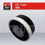 Anillo de cerámica de los recambios de la impresora de la pista/taza sellada anillo de la tinta del tungsteno para la impresora de la pista de Everbright
