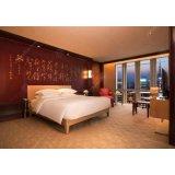 販売のための中国様式の寝室の家具の純木