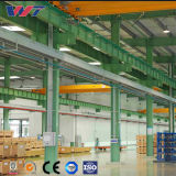 Amplia gama de acero Industrial Taller de la estructura de almacén en el SGS