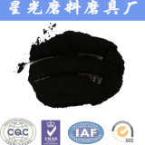 Decolorazione del carbonio attivato polvere industriale commerciale della noce di cocco