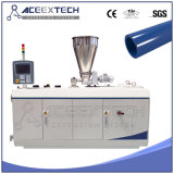 Sjszプラスチックシリーズ円錐対ねじPVC Water&Electric&Drainage管の押出機か二重ねじ放出機械ライン65/132押出機