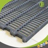 Het Gietijzer die van uitstekende kwaliteit 600*600mm voor Varkensfokkerij vloeren