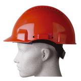 Plástico de alta calidad de moldes de inyección de casco de seguridad