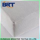 Rizo impermeable gris Funda de colchón