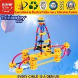 Brinquedo plástico da inteligência da instrução para as crianças magnéticas