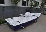 Barco de rio marinho do barco de pesca do elevado desempenho de Liya 19feet