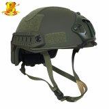 Engrenagem militar rápido Ideal Bulletproof Capacete Capacete Kevlar de corte alto padrão dos EUA