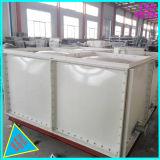 Цена на заводе FRP резервуар для хранения воды используйте соединение болтами