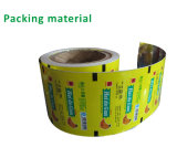 Papel de embalagem de impressão personalizado para embalar alimentos
