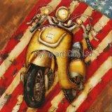 Home la pintura decorativa para Moto