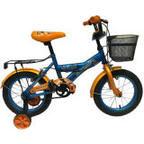 인형 시트 만화 디자인 아이 자전거를 가진 2017명의 아이 자전거