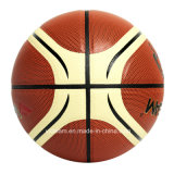 Товар баскетбола Китая Nylon Wounded склеенный