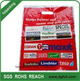 Nouveau matériau de sacs en plastique Sacs de transport en LDPE, cadeau promotionnel Poly Sacs à main