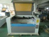 고무 CNC 통제 1290/1390/9060 80W/100W/130W/150W를 위한 Vank 이산화탄소 Laser 조각 기계
