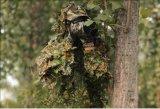 カムフラージュのGhillieのスーツ3Dの森林カムフラージュの狙撃兵のスーツ