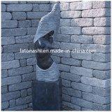 Hand geschnitzte Steinreligiöse Figur Statue-Skulptur