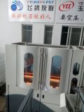 機械を作る水およびコーラのびん
