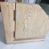 Entrée en bois de placage de bois composite double 60mins porte coupe-feu