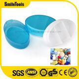 휴대용 아이 증거 7days 플라스틱 환약 상자 상자