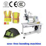 Máquina com fita adesiva Hot Melt, Mergulho Suit para costura Costura Máquina de Vedação de Ar Quente