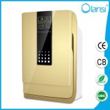 Com o OEM/família ODM purificador de ar com os botões do painel de controle remoto e equipamentos do filtro de ar com qualidade estável purificação do ar de Guangzhou