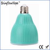 5つのカラー使用できるBluetooth LEDの球根のスピーカー(XH-PS-661)