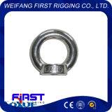 Ecrou à oeil DIN580 galvanisation électrique/acier inoxydable AISI 304-316