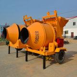 Beweglicher Jzc Serien-Betonmischer-Maschinen-Preis auf Inder