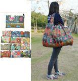 Tamanho grande Oft Sacola Dobrável mulheres sacos de compras Saco de ombro grande senhora mala bolsa Sacola de Compras reutilizáveis saco impermeável