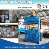 Machine à emballer de machine de presse hydraulique de presse de compresse de fibre de sisal/d'ouate