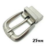 A curvatura de correia reversível do Pin da curvatura do rolo da curvatura da liga do zinco do metal da alta qualidade para o vestido cerca as bolsas das sapatas do vestuário (Xwszd152-210)