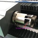 Hybride Faser-Laser-Ausschnitt-Maschine für Blatt und Rohr