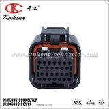 26 séries automotrizes impermeáveis 2-1437285-2 do ampère 1.0 do conetor da maneira
