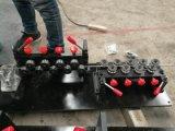 Het Rechtmaken van de Draad van het staal en de Staaf die van het Staal van de Scherpe Machine Machine Jzq18/50 rechtmaken