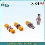 Adapters van het Kader van het Metaal van de Vezel fC-Sc de Optische Hybride bij 0.2dB Met beperkte verliezen