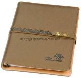 事務用品のカスタム日記の昇進のギフトのハードカバーのノートの印刷