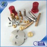 ISO9001 und SGS bescheinigten Präzisions-Metallstahlmessingdrehbank maschinell bearbeitete drehenteile